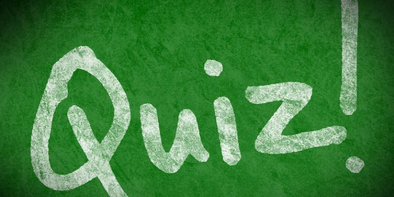Bible Quiz – October 2015